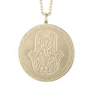 Hasma 14k Gold Plated Necklace